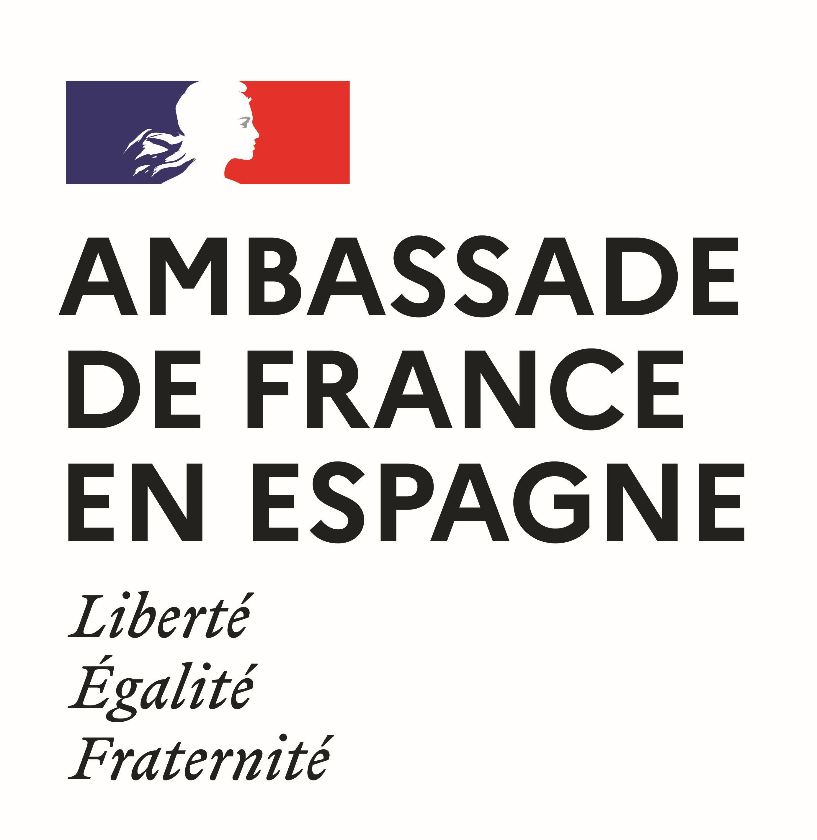 Logo Ambassade d'Espagne-2020